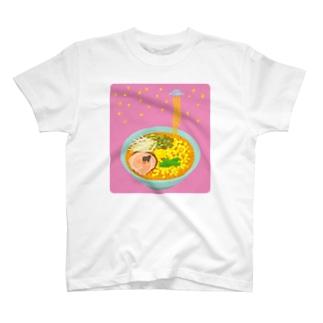 キャトル味噌ティレーション Tシャツ