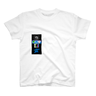 TKCH ONLINE STORAGE B1のID STICKER T-Shirt BlueTシャツ