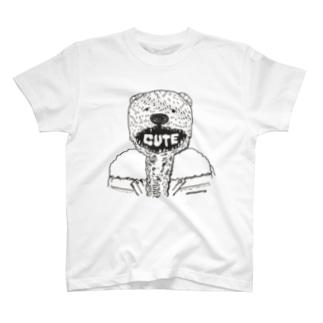 CUTE Tシャツ