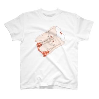 母乳ちゃん Tシャツ