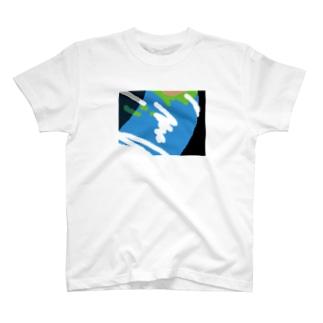 地球 Tシャツ