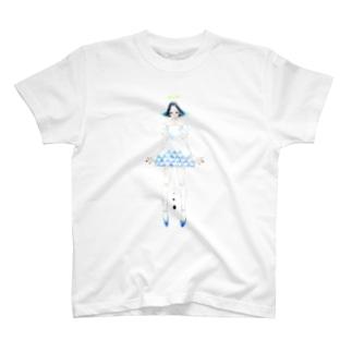 ▼ガール Tシャツ
