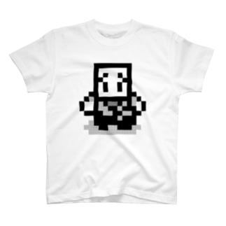 RPG風ハコヲTシャツ Tシャツ