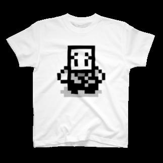 箱置き場のRPG風ハコヲ(その2) Tシャツ