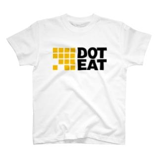 ドットイートロゴタイプ01 Tシャツ