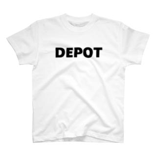 貯蔵庫!!にしようよ!! Tシャツ