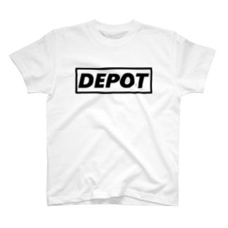 貯蔵庫メッセーージ!! Tシャツ