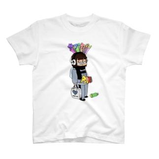 サブカル Tシャツ