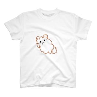10秒で描いたトイプードル Tシャツ