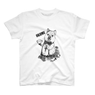 お米×クァッカワラビー Tシャツ