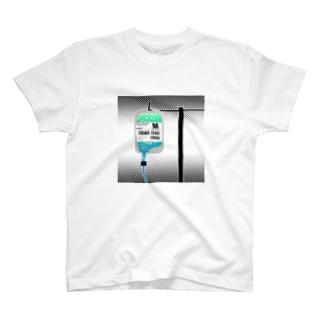 輸血Tシャツ Tシャツ