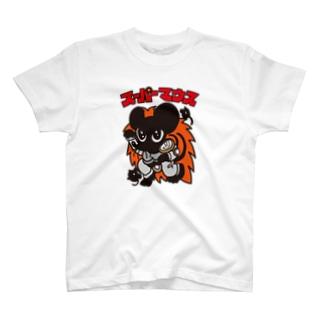 スーパーマウス Tシャツ