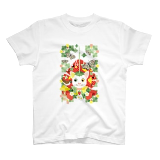 苺大福/Strawberry Daifuku Tシャツ