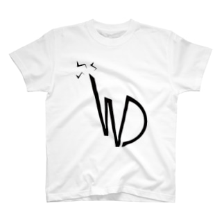 WD  Tシャツ