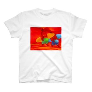 ビッグ・ウェンズデー Tシャツ