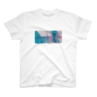 水彩01 Tシャツ