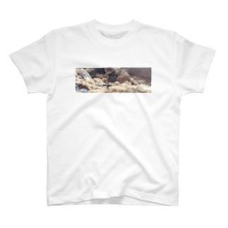 わらびもち Tシャツ