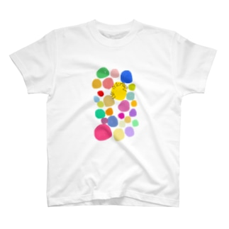 Life colorfully Tシャツ