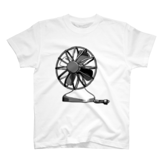 neoacoのElectric Fan Tシャツ