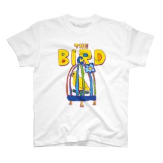 THE BIRD Tシャツ