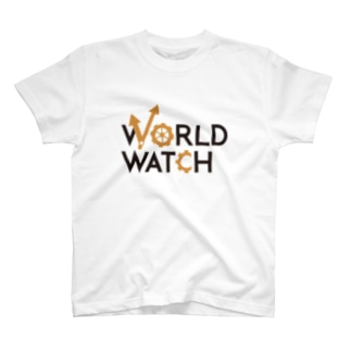 WORLD WATCH Tシャツ