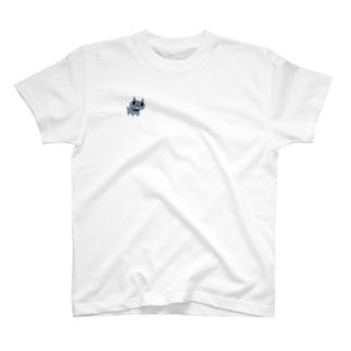 ジュウベエ(vkdbのネコ) Tシャツ