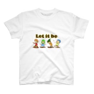 Let It Be〜なるようになるさ〜 Tシャツ