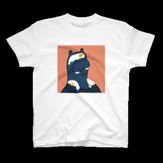 目玉焼き Tシャツ