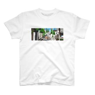 道 Tシャツ