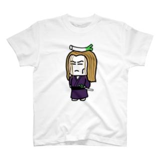 BK ネギ侍Vrトシ Tシャツ