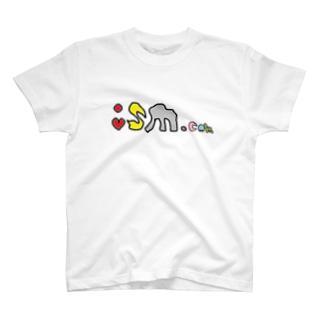 ism.comロゴ Tシャツ