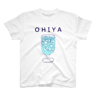 おひや Tシャツ