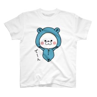 くまぽこのでーんT Tシャツ