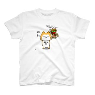 BK 秋田犬Vrあーきちゃん Tシャツ