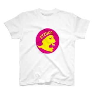 atsuko Tシャツ