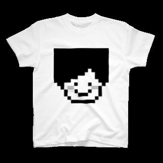 giraffe_bbbの少年 Tシャツ
