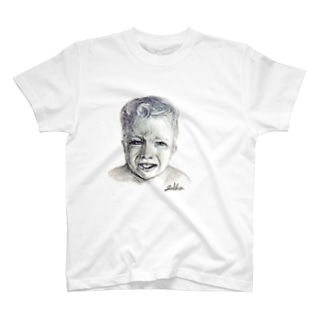 Baby,cry baby Tシャツ