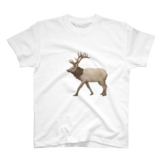 切なRendeer Tシャツ