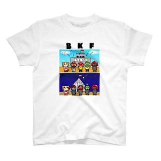 BK ちる王国 Tシャツ