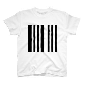 シマシマ Tシャツ