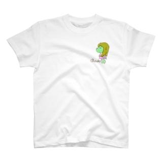 オシャレガウ子 Tシャツ