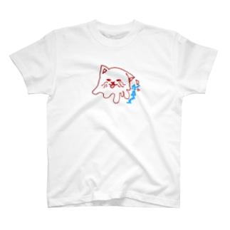 だるネコ Tシャツ