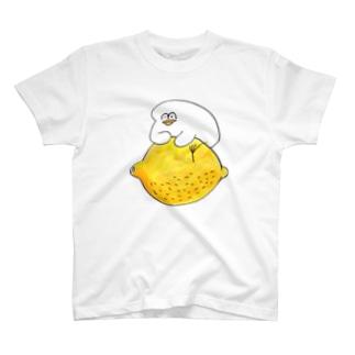 檸檬 Tシャツ