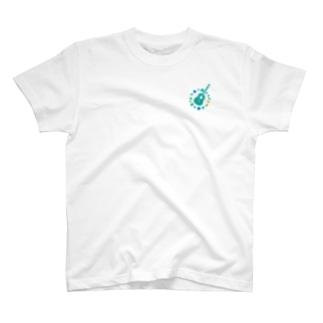 夏ぼさ Tシャツ