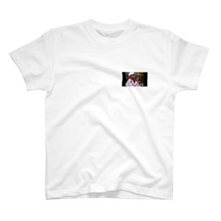 思い出のラッパーさん Tシャツ