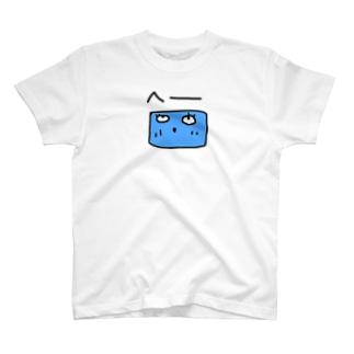 四角いんです□シリーズ Tシャツ