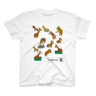 キリン's  Tシャツ