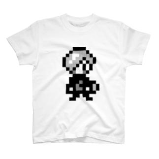 ぷち01 Tシャツ