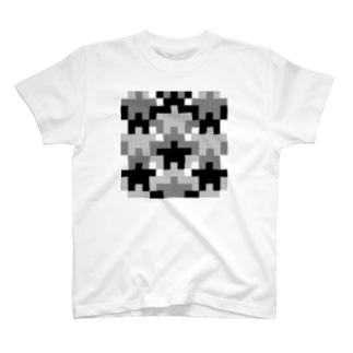 星迷彩 Tシャツ
