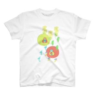うたげ Tシャツ